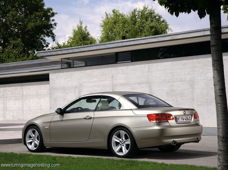 BMW 325i Touring (E92) xDrive