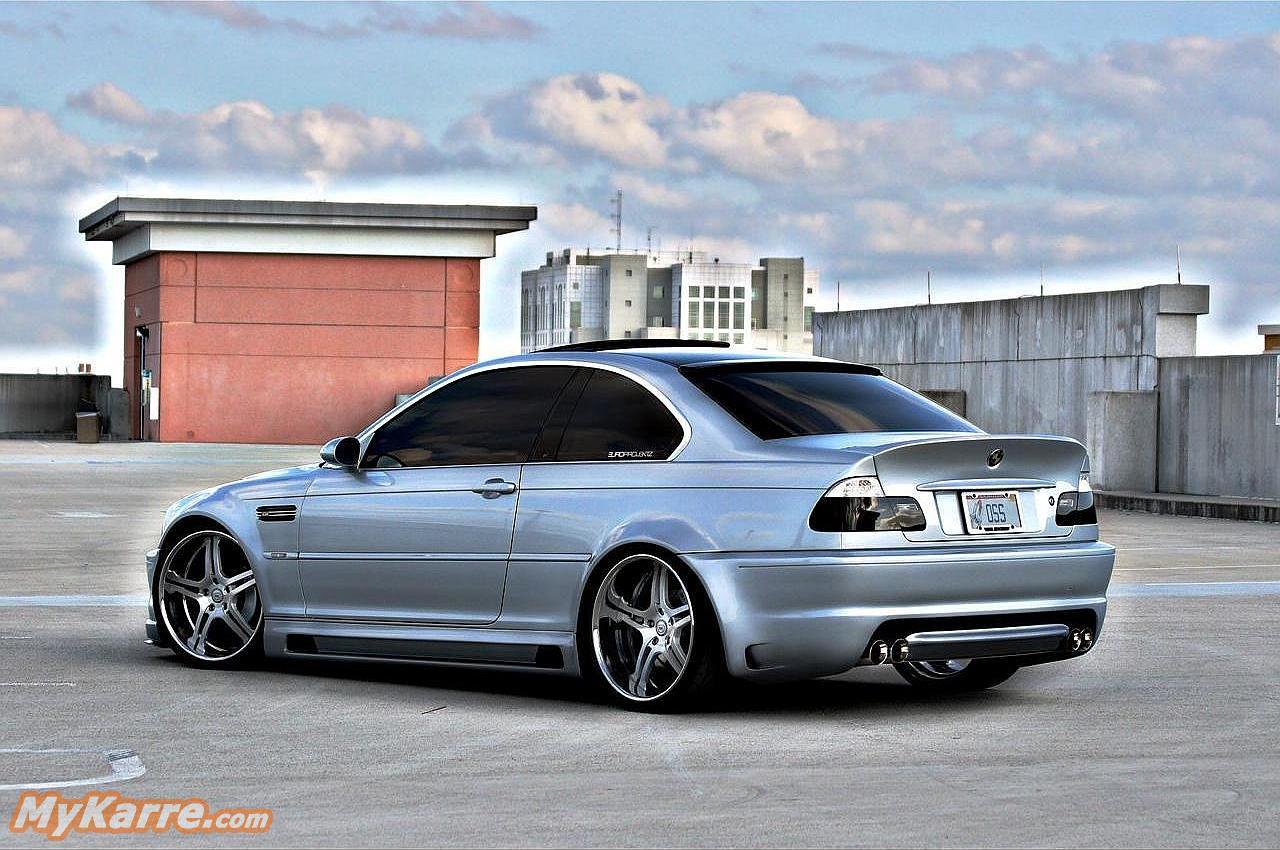 BMW 325iX (E46)