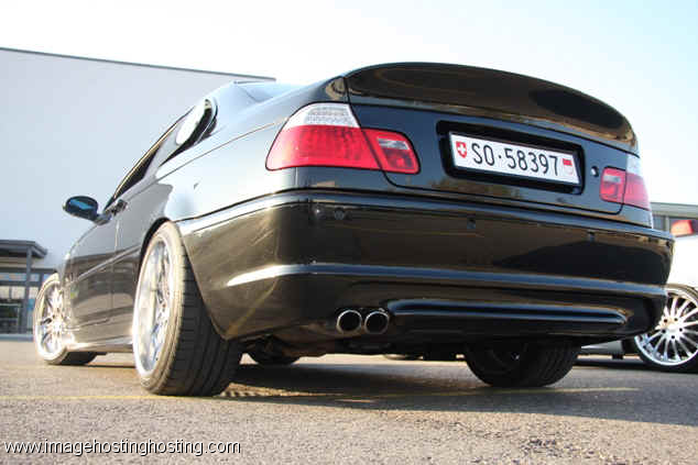 BMW 330Cd Convertible (E46)