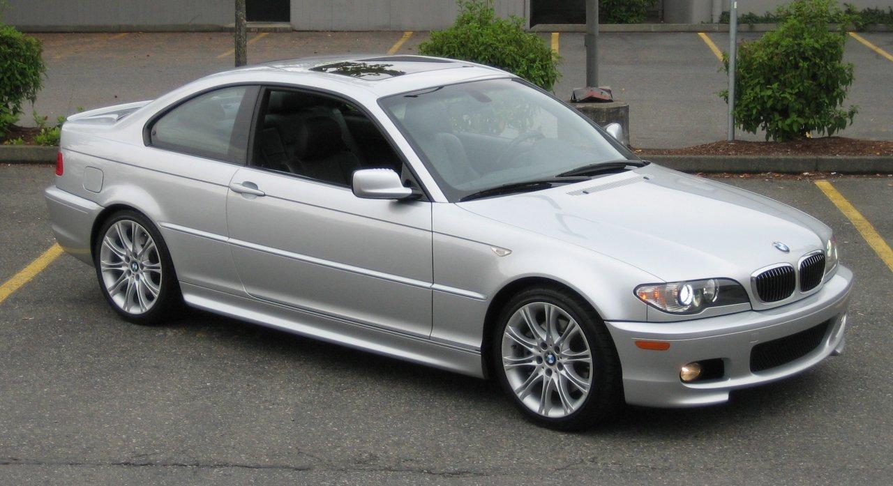 BMW 330Ci (E46)
