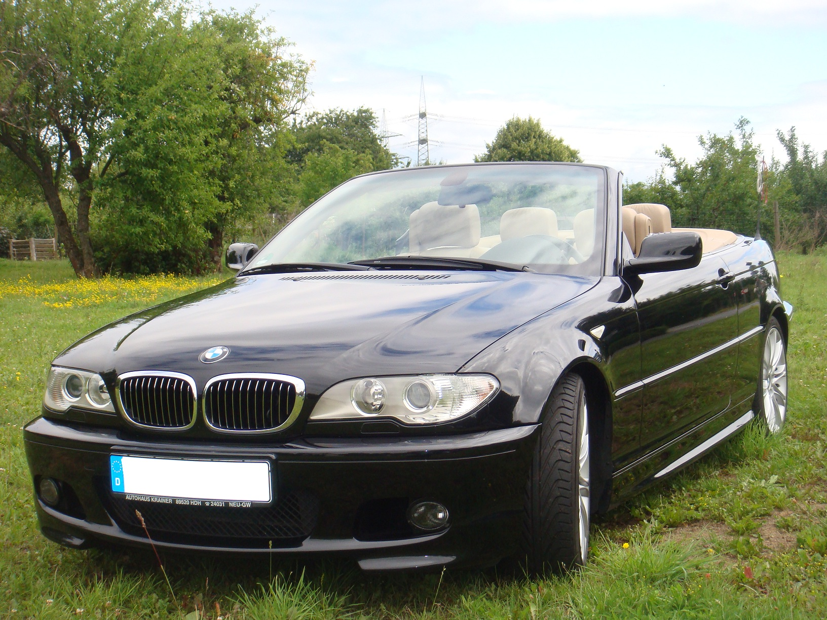 BMW 330Ci cabrio (E46)