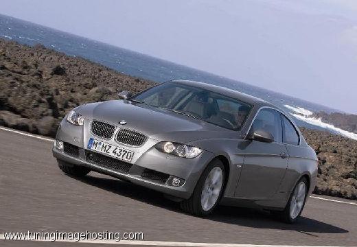 BMW 330d Convertible (E90)