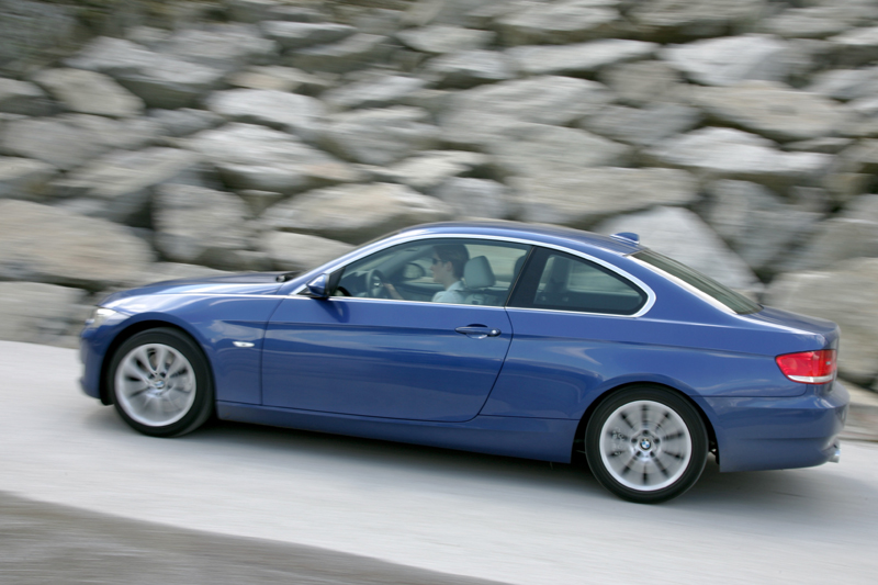 BMW 330d Coupe (E92)