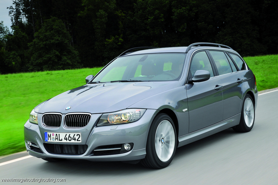 BMW 330d Touring (E92) xDrive