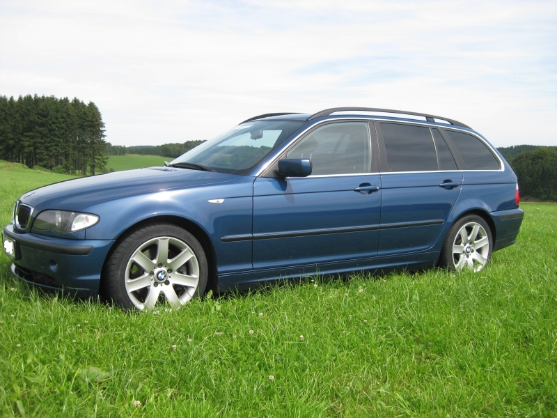 BMW 330dX touring (E46)
