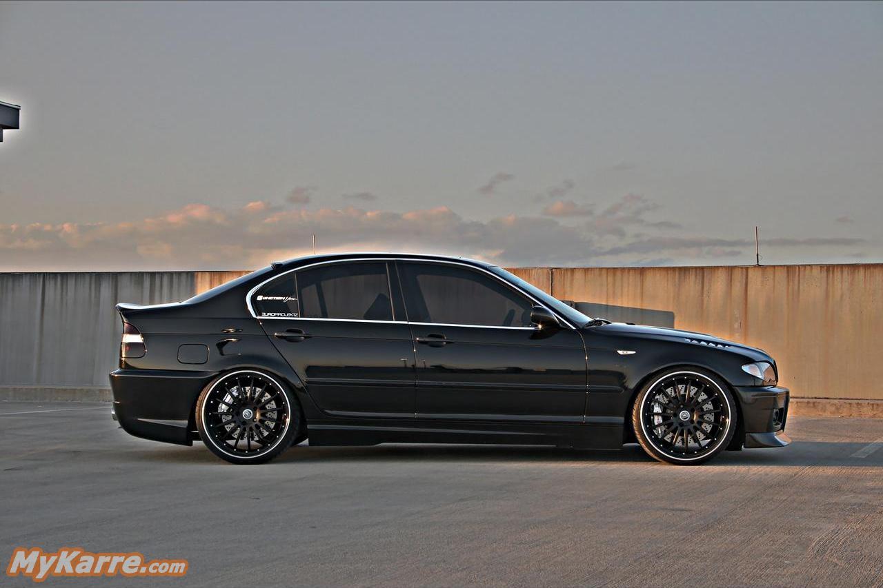 BMW 330i (E46)