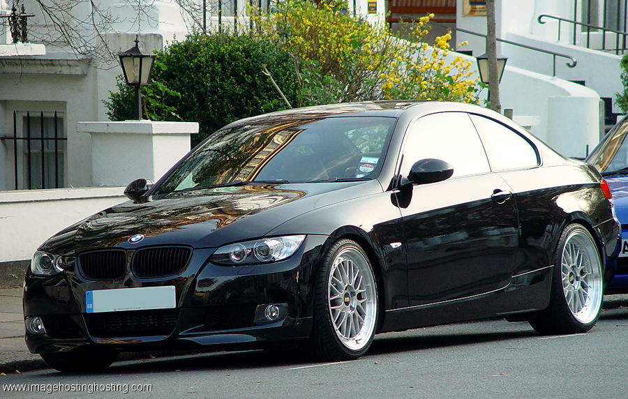 BMW 335d Coupe (E92)