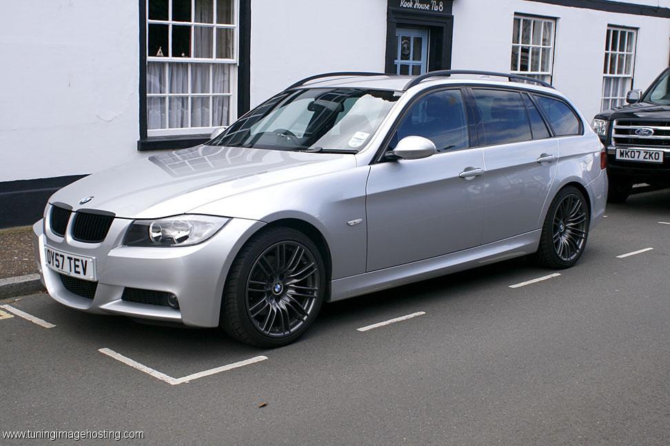 BMW 335d Touring (E92)