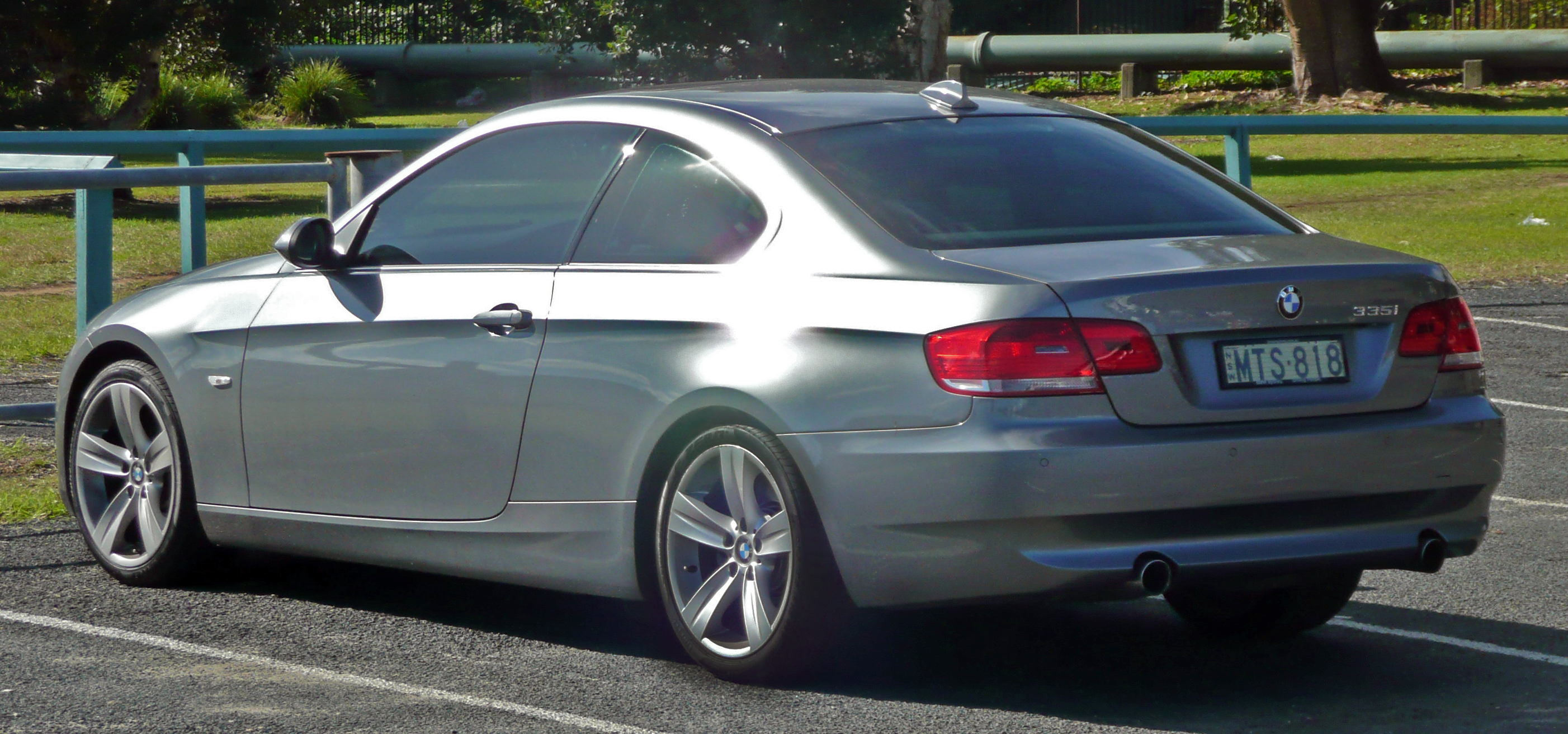 BMW 335i Coupe (E92)