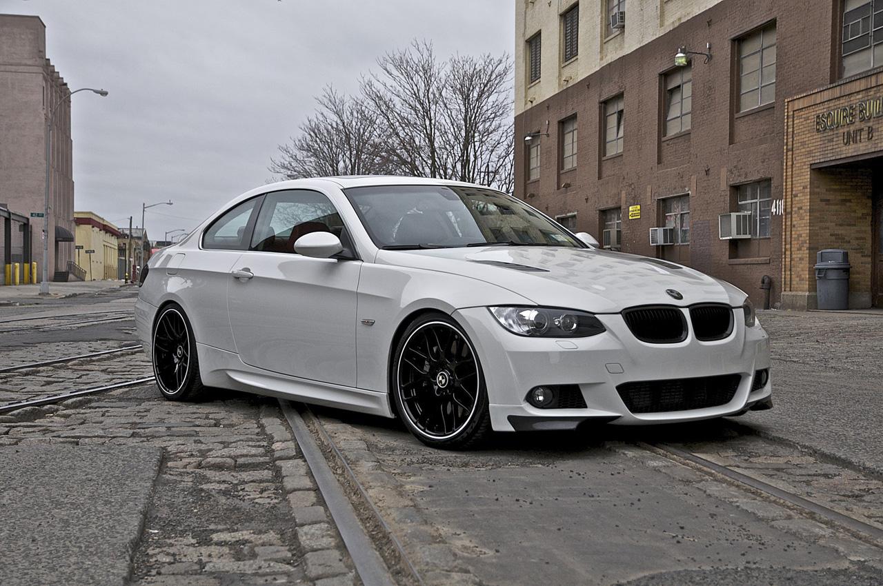 BMW 335i Sedan (E92)