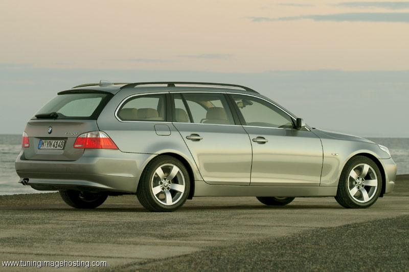 BMW 520d Touring (E60)