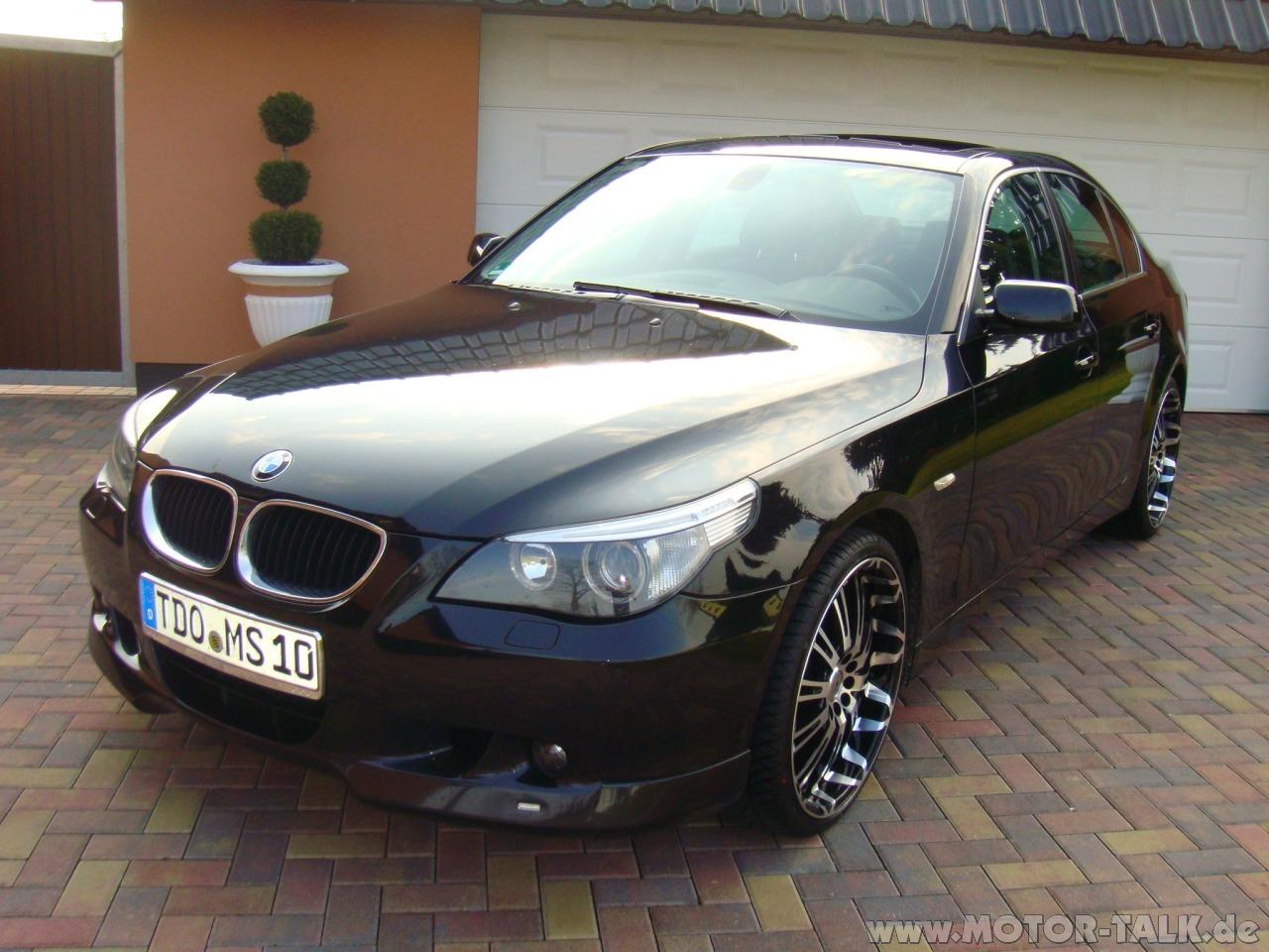 BMW 520i (E60)
