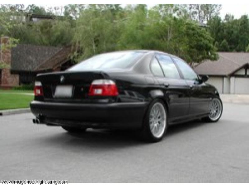 BMW 520i 2.2 (E39)