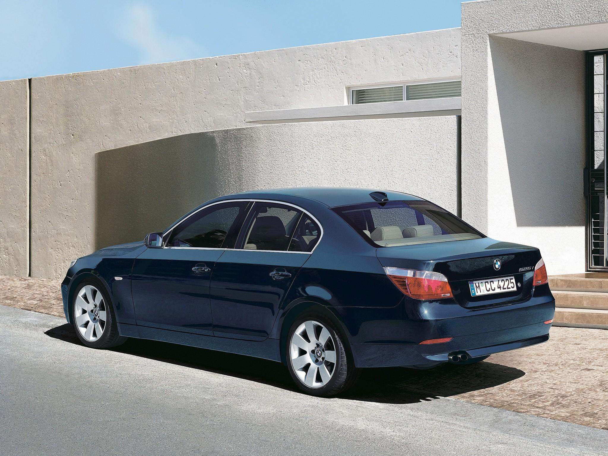 BMW 525d Sedan (E60)