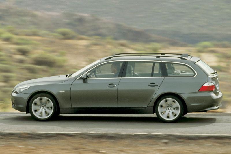 BMW 525d Touring (E60)