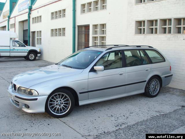 bmw 525d touring 115hp e39 details of cars on. Black Bedroom Furniture Sets. Home Design Ideas