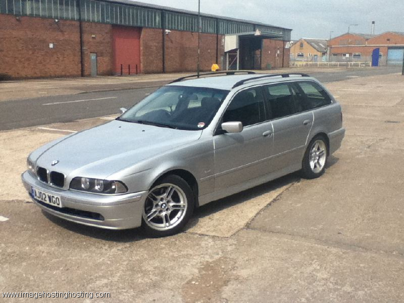 BMW 525d touring (163hp) (E39)