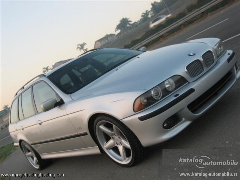 BMW 525ds touring (E39)