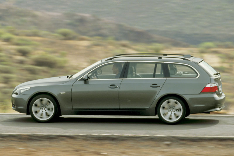 BMW 525i Touring (E60)
