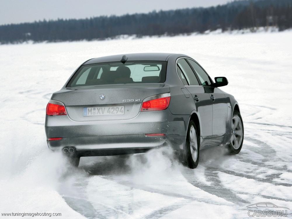 BMW 525i xDrive Sedan (E60)