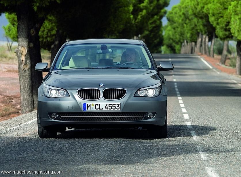 BMW 530d Sedan (E60)