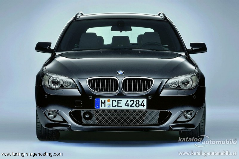 BMW 530d XDrive Touring (E60)