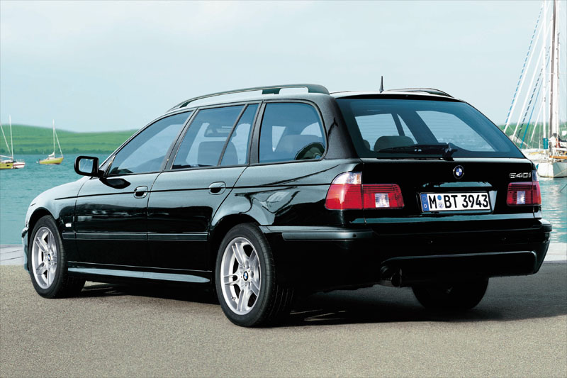 BMW 530i touring (218hp) (E39)
