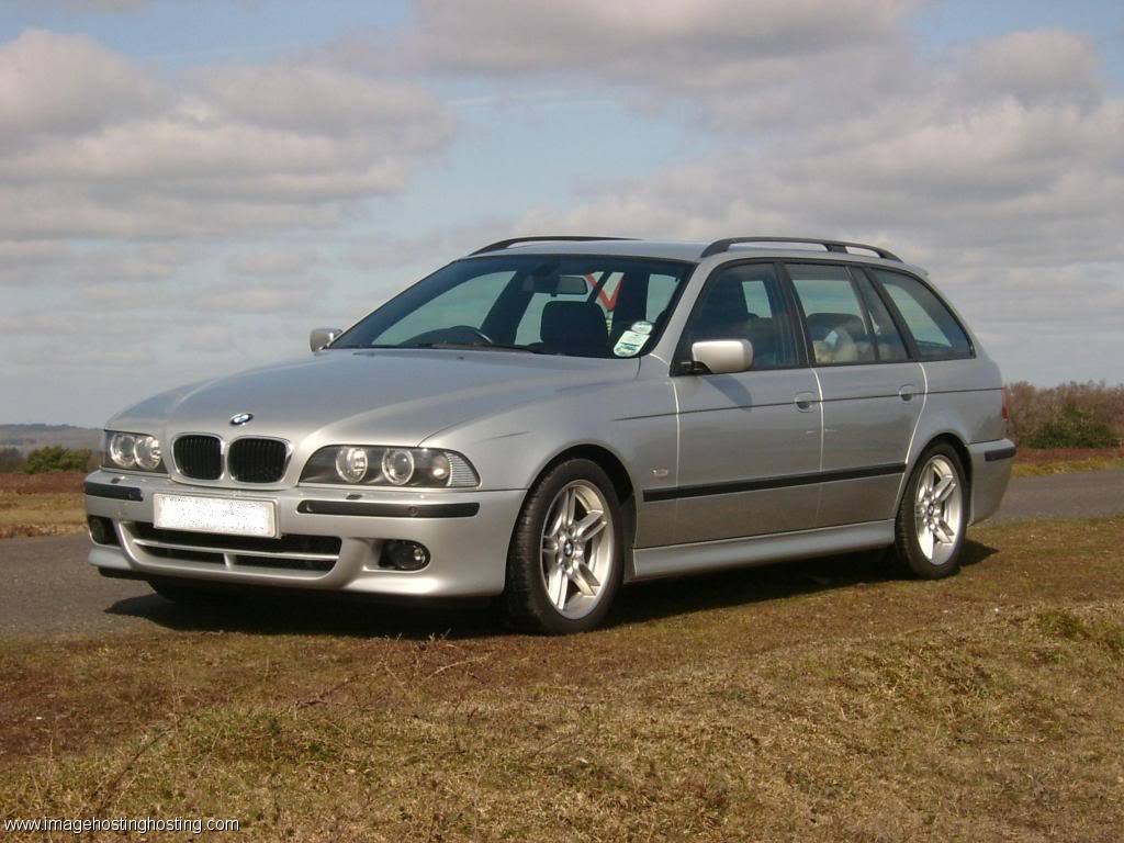 BMW 530i touring (231hp) (E39)