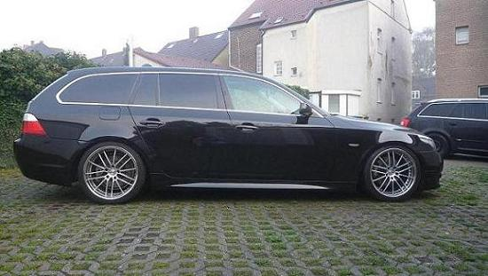 BMW 535d Touring (E60)
