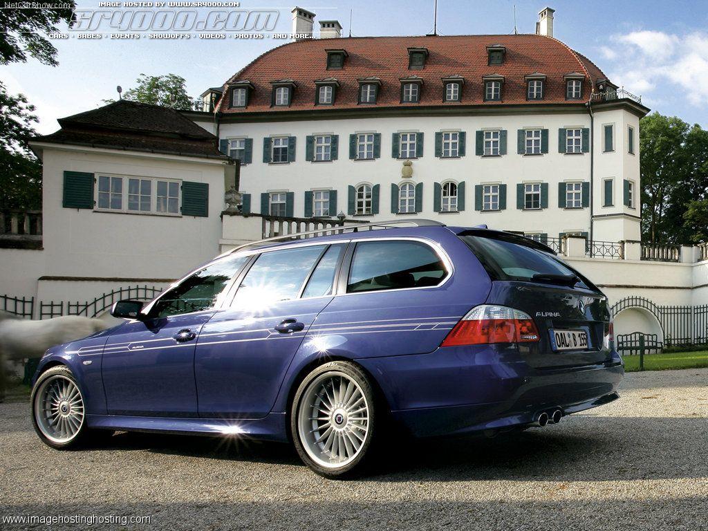 BMW 540i Touring (E60)