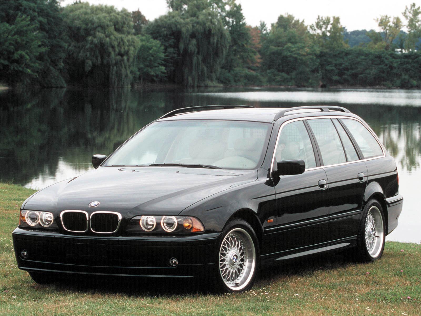 BMW 540i touring (E39)