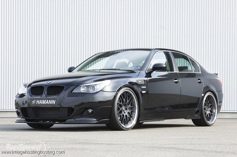 BMW 550i Sedan (E60)