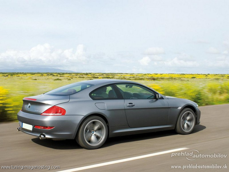 BMW 630i Coupe (E63)