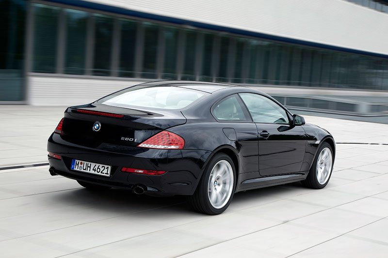 BMW 650i Coupe (E63)