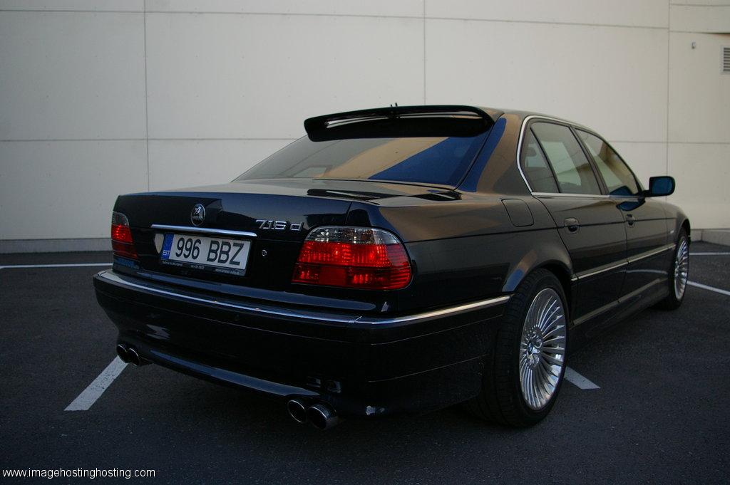 BMW 730d (193hp) (E38)