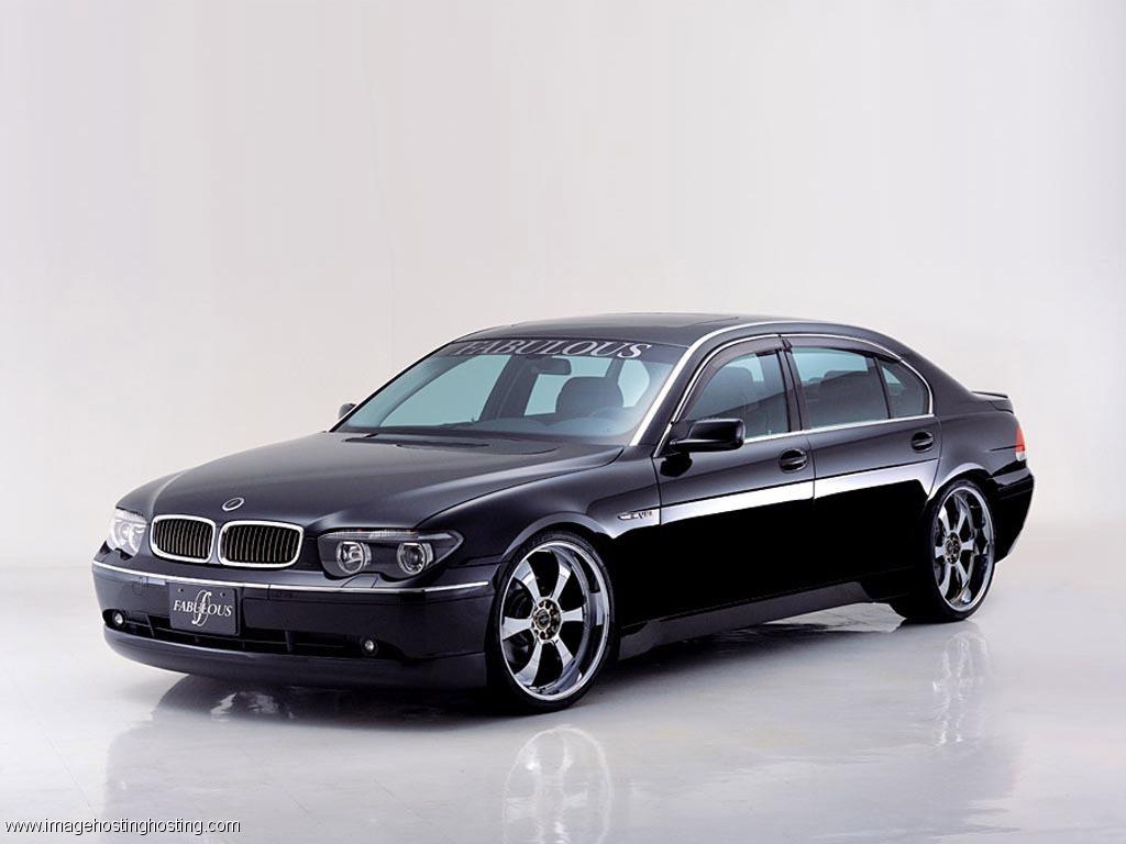 BMW 760 Li E65