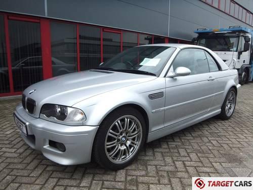 BMW M3 cabrio (343hp) (E46)