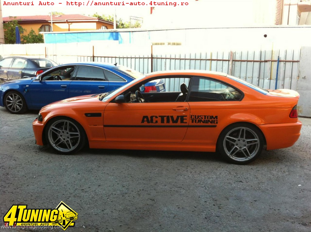 BMW M3 coupe (343hp) (E46)