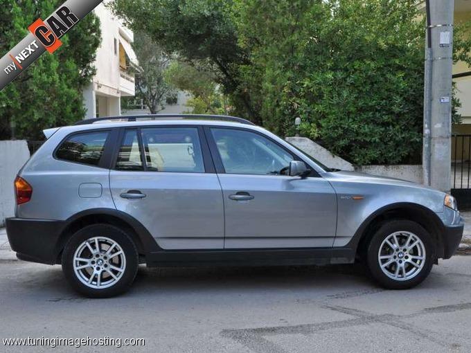 BMW X3 2.0i (2006)