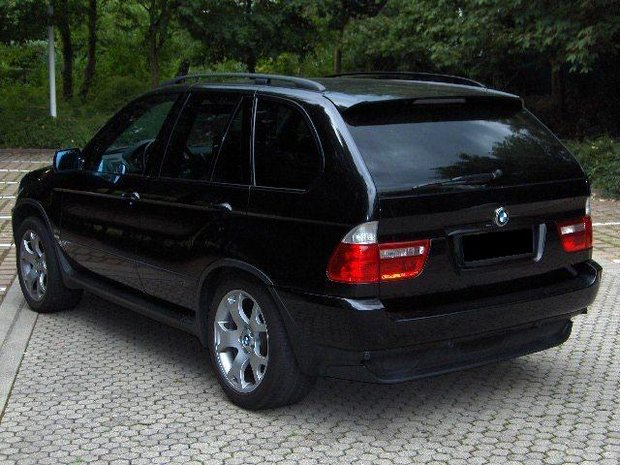 BMW X5 3.0 (E53)