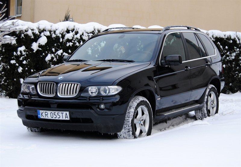 BMW X5 4.4 (E53)