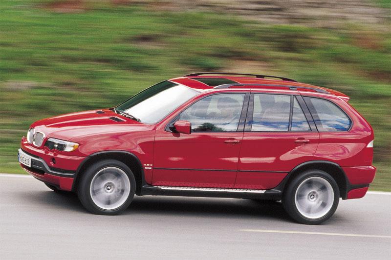 BMW X5 4.6 (E53)