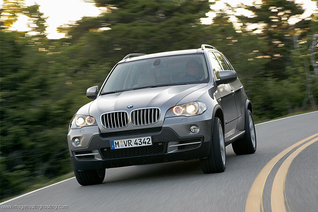 BMW X5 II 4.8i