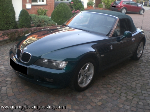 BMW Z3 1.8 roadster (118hp) (E36)