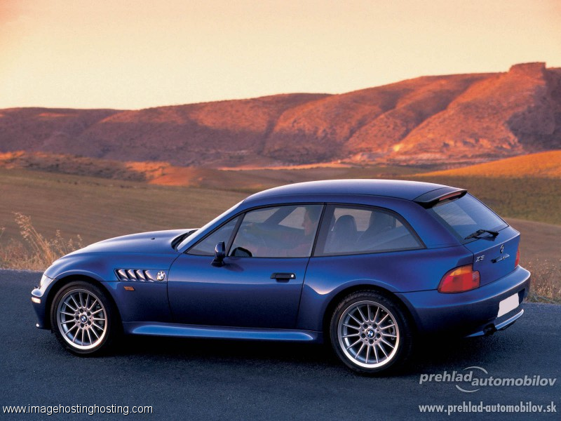BMW Z3 3.0 coupe (E36)