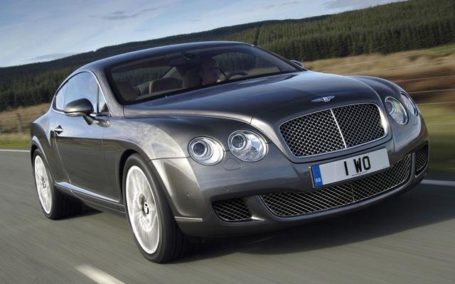 Bentley 8 L