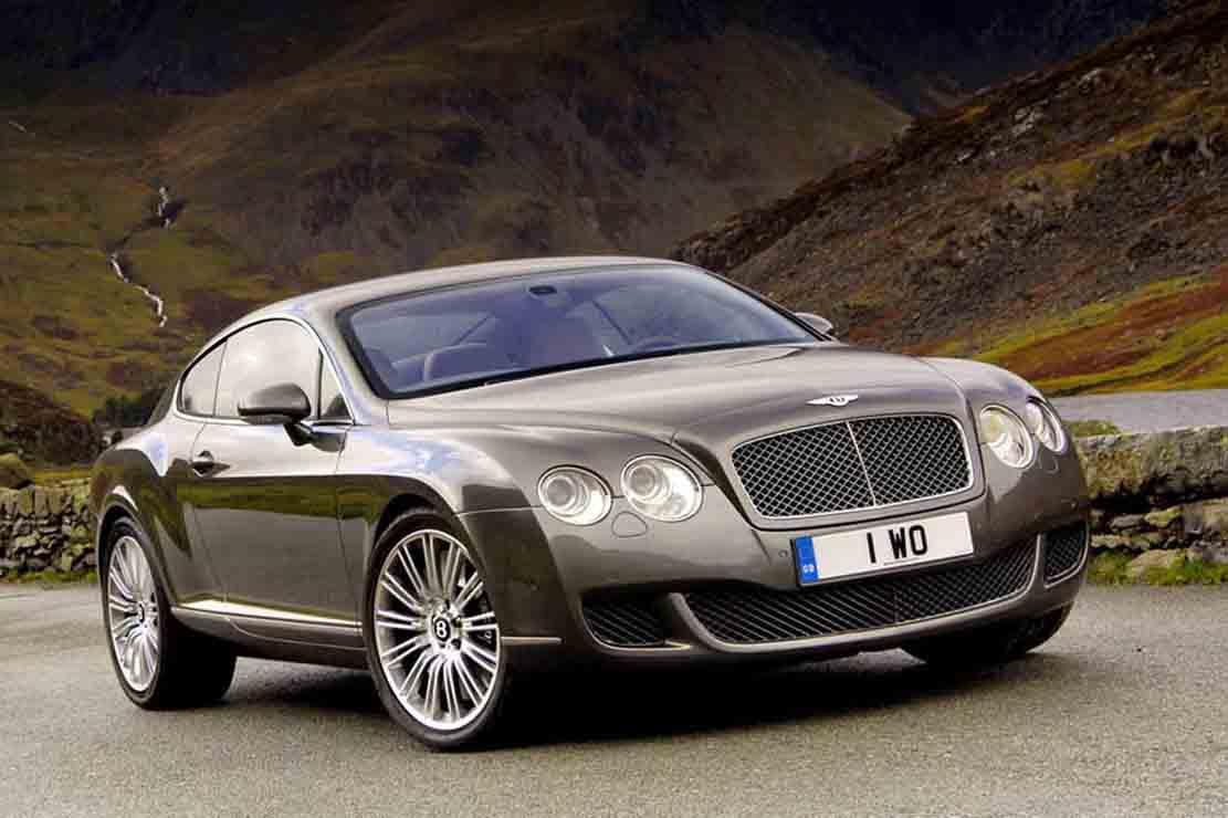 Bentley 4 L