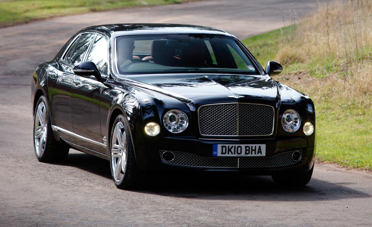 Bentley Mulsanne S
