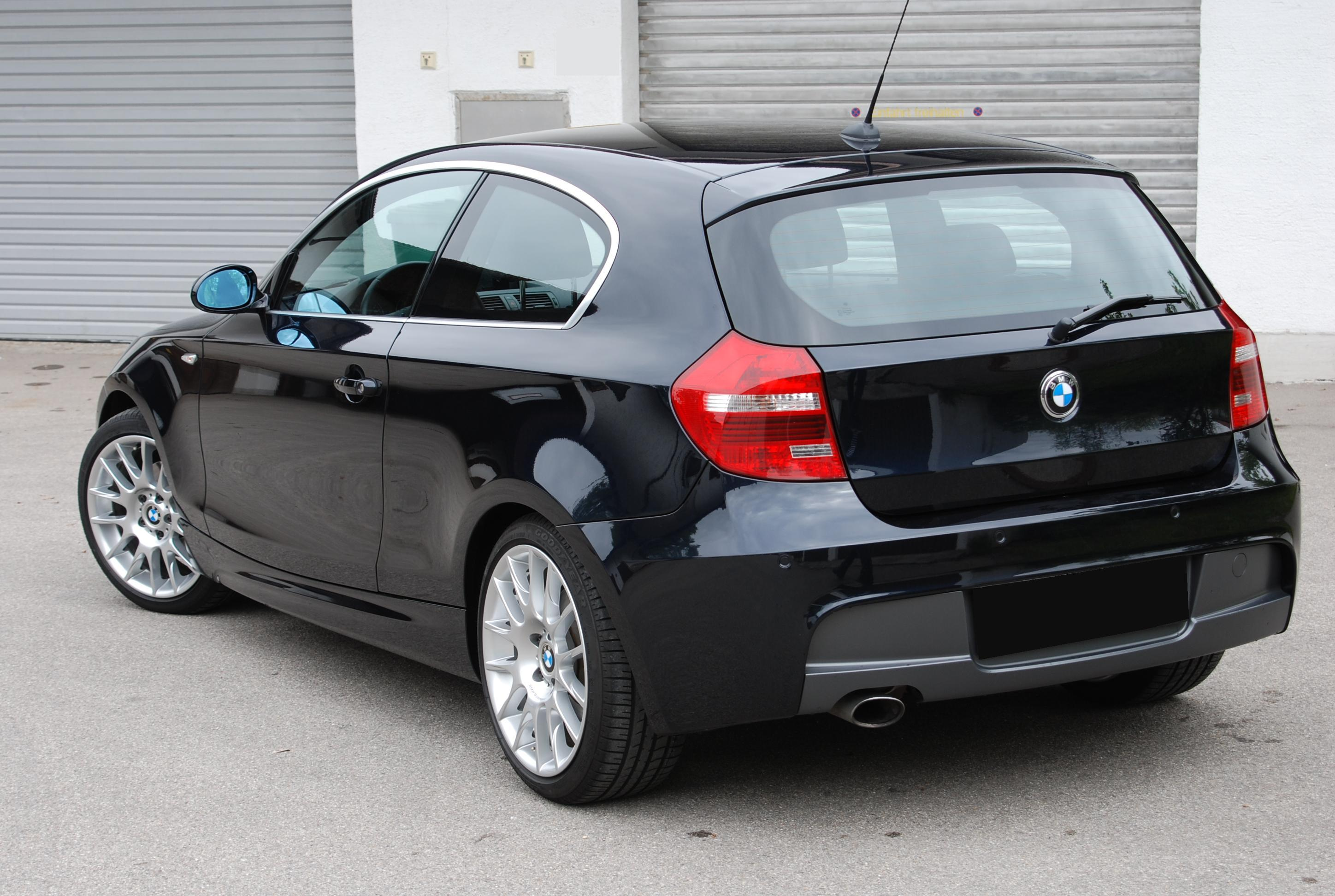 bmw 120d sport pictures photos information of modification video to bmw 120d sport on. Black Bedroom Furniture Sets. Home Design Ideas