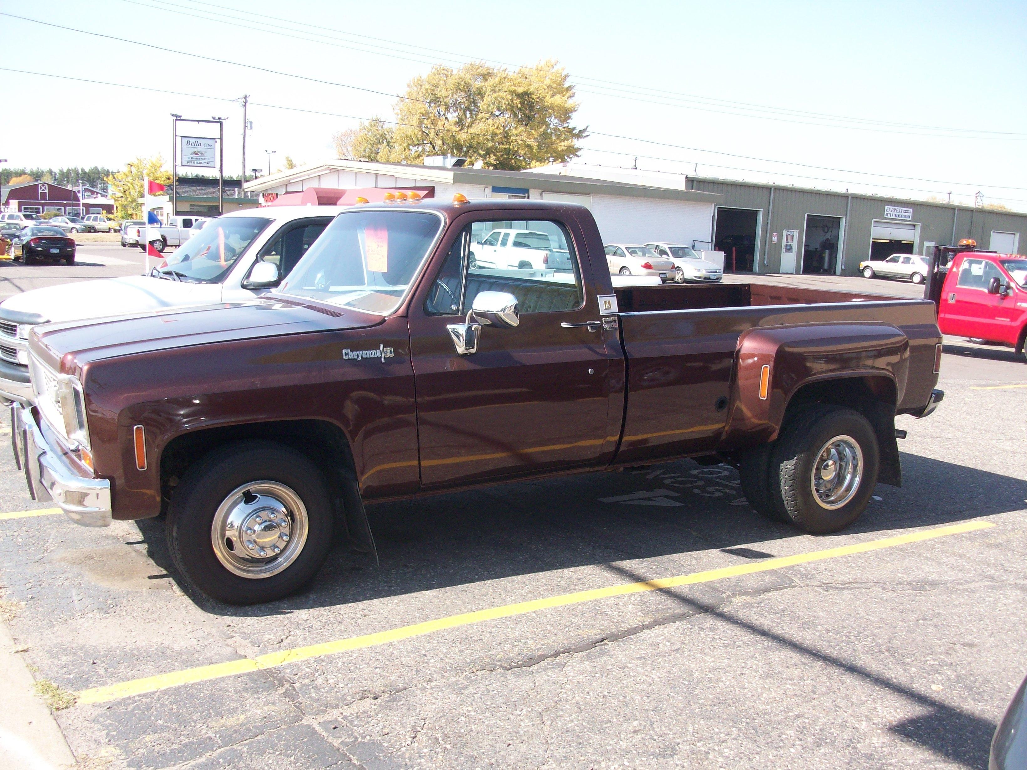 Chevrolet 1-ton